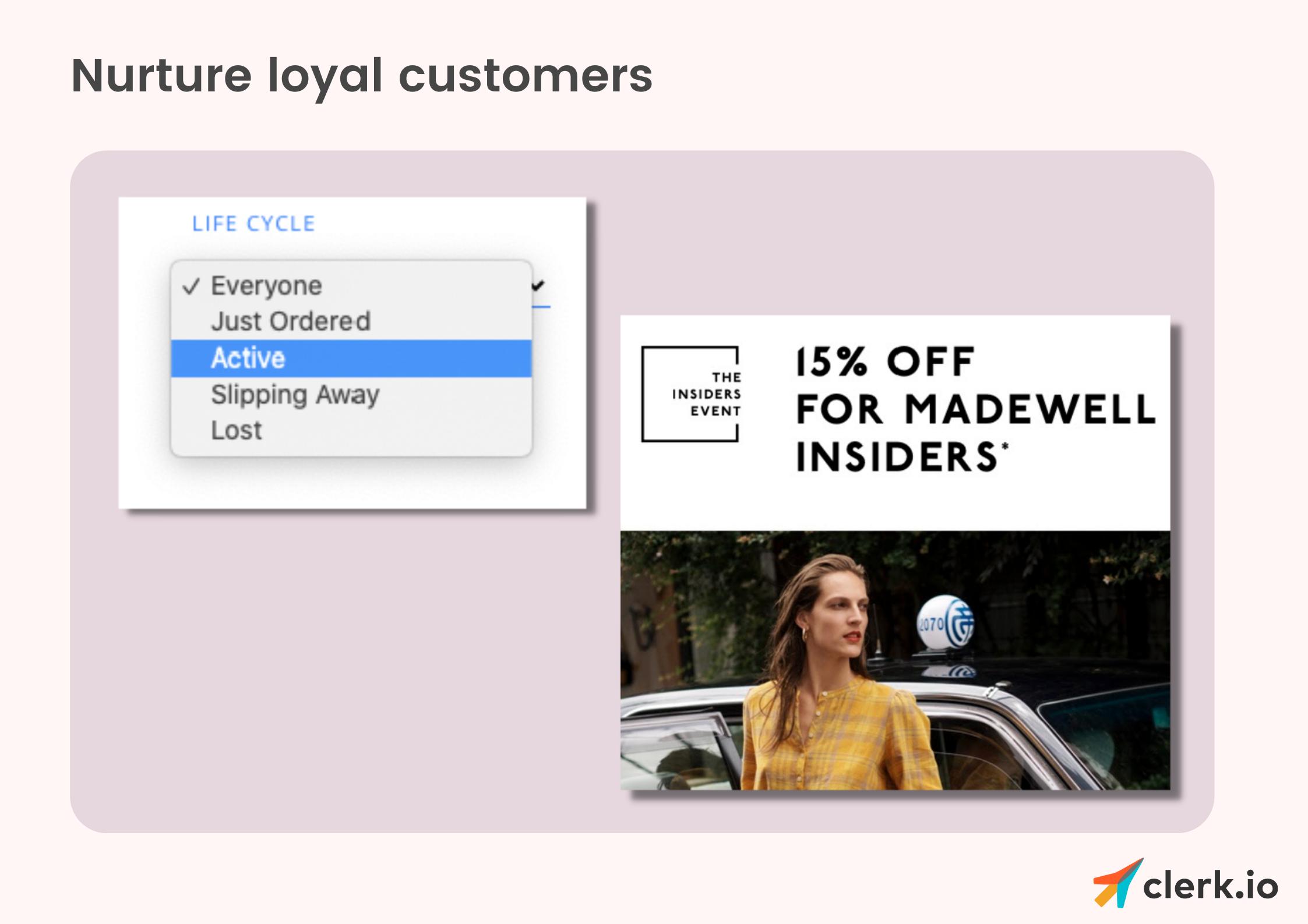 How to nurture loyal customers