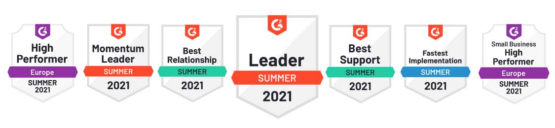 G2 summer 21 banner