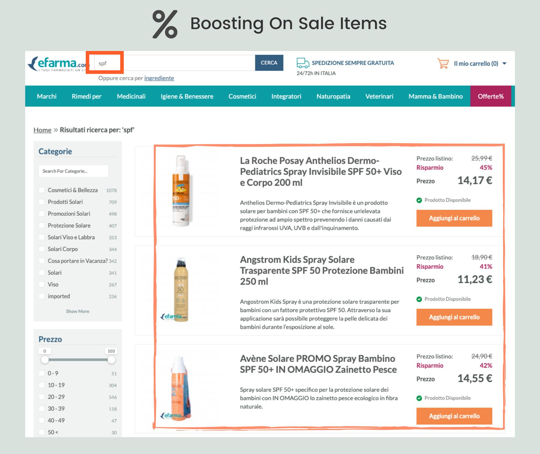 eFarma merchandising