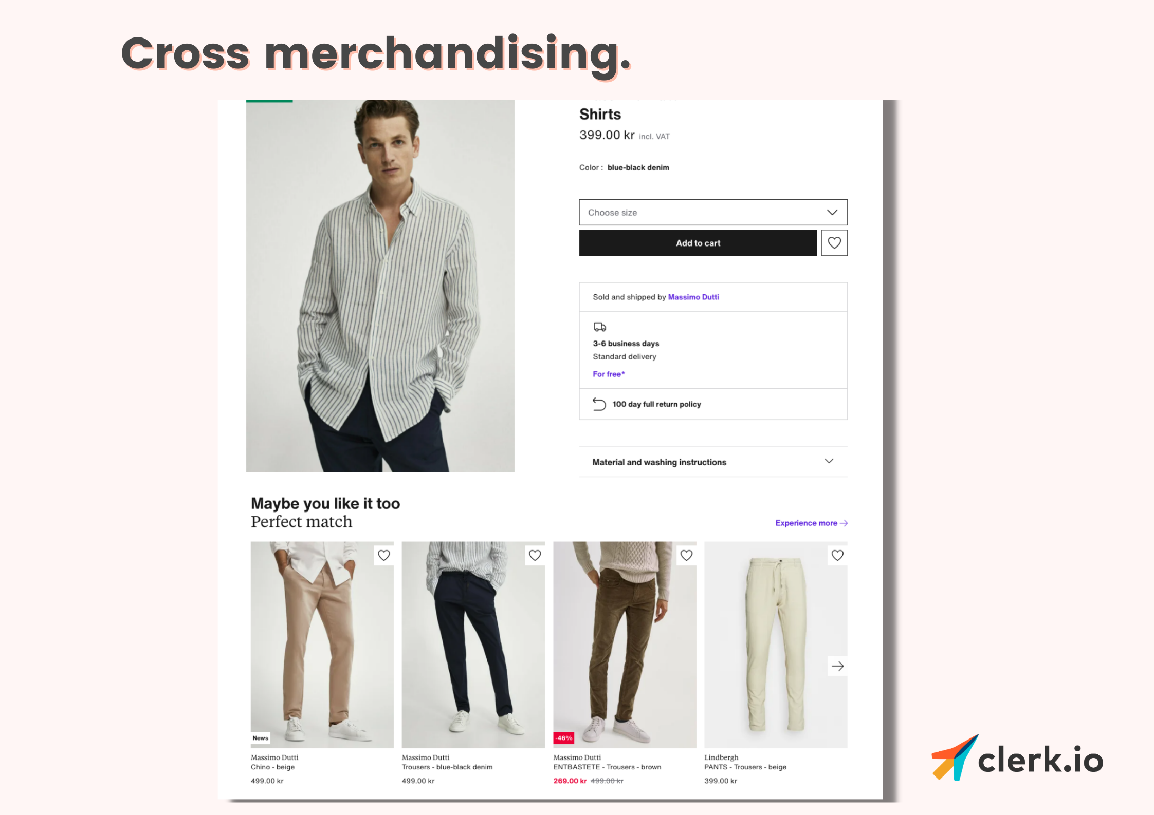 cross merchandising