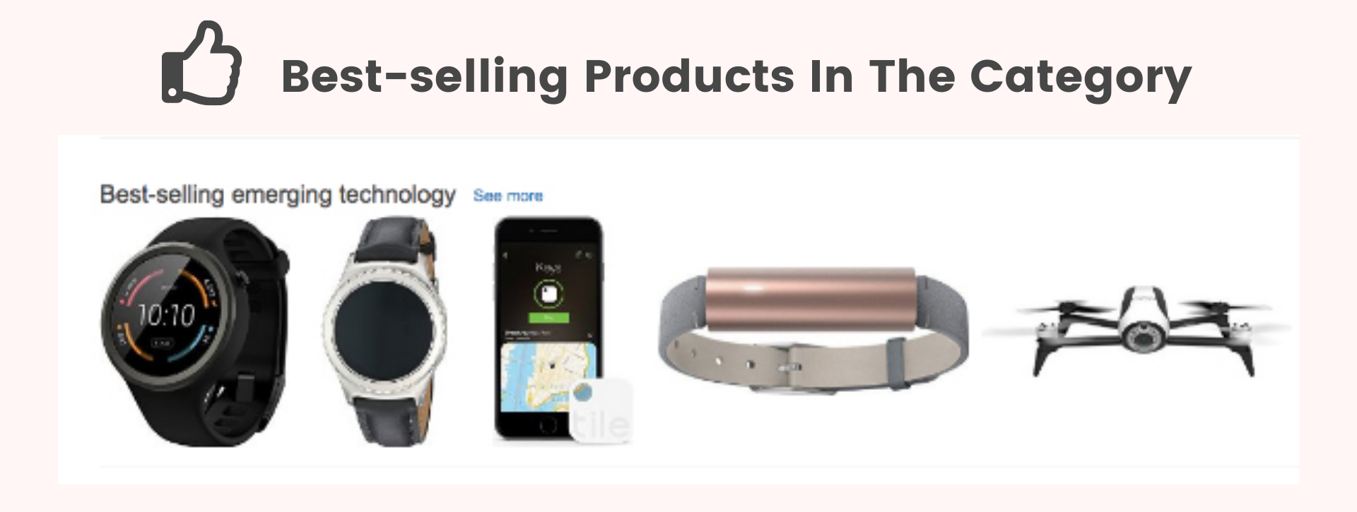 Amazon best-selling products